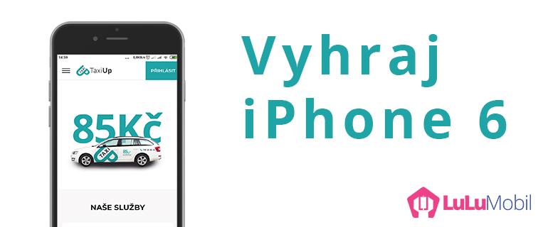 🎁 SOUTĚŽ O APPLE IPHONE 6 🎁