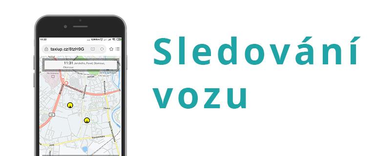 Sledování vozu v SMS zprávě