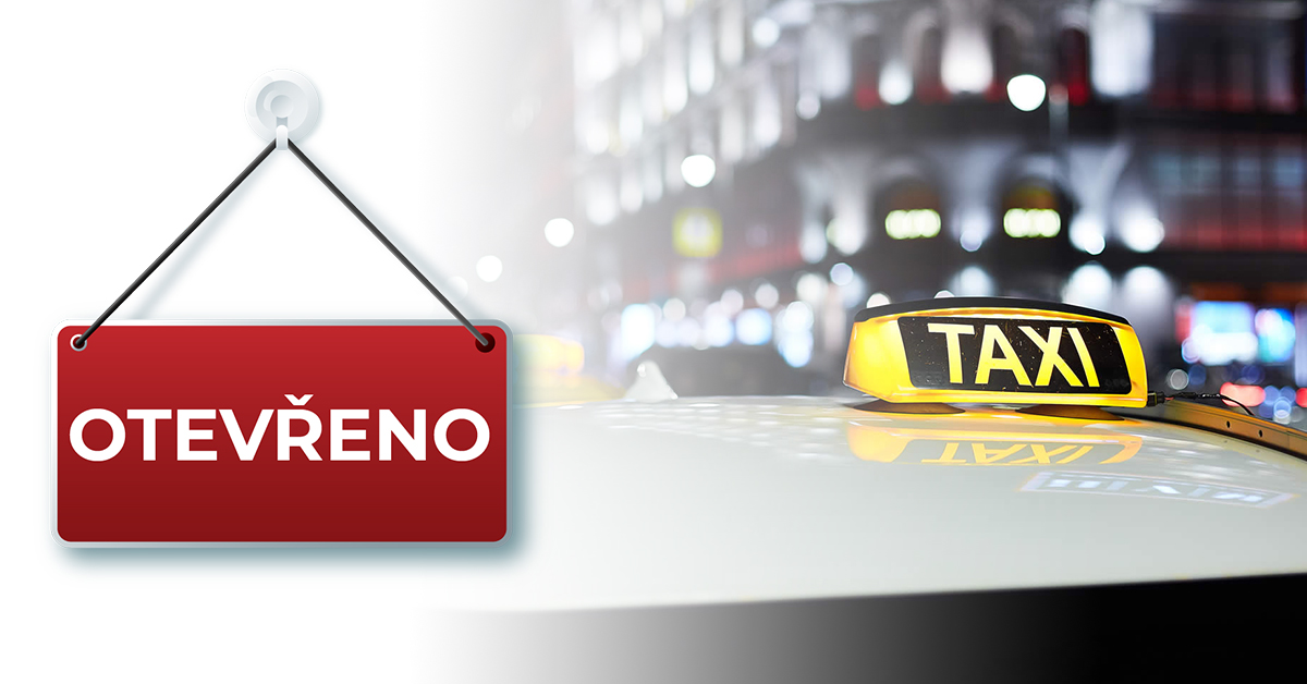 Omezení pro taxislužby a nouzový stav v Česku